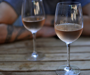 drink, wine, and photography image
