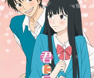 kimi ni todoke and anime image