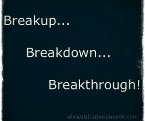 breakup, motivation, and photography image