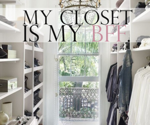 bff, closet, and clothes image