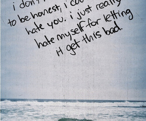 quote, hate, and bad image