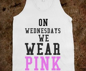 fashion, mean girls, and pink image