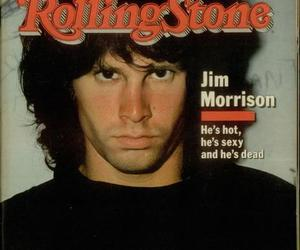 Jim Morrison, the doors, and rolling stone image