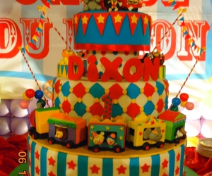birthday, party, and cake image
