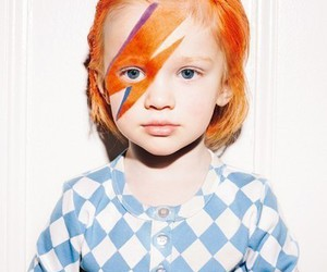 david bowie, child, and kids image