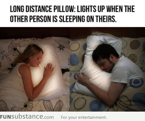 pillow, love, and couple image
