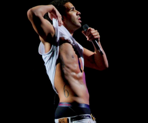 abs, belly, and Drake image