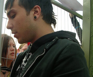 frank iero and my chemical romance image
