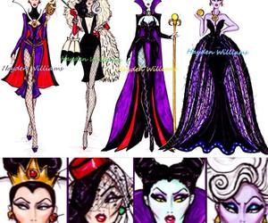 fashion, fashion illustrations, and maleficent image