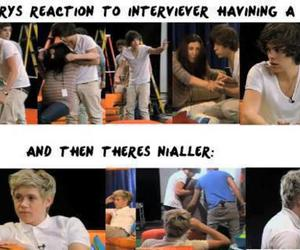 1d, one direction, and niall horan image