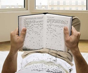 book, words, and reading image