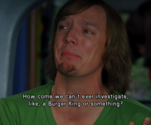 scooby doo, shaggy, and funny image