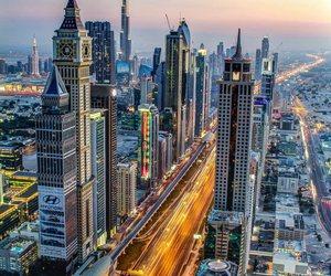 Dubai, photography, and city image