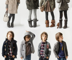 kids, child, and style image