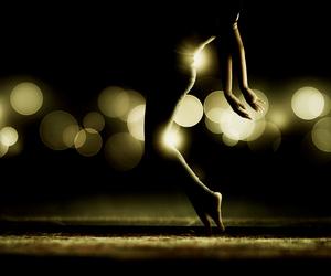 dance and light image