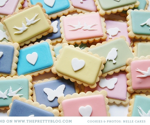 colorful, food, and pastel image