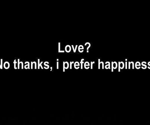 love, happiness, and text image