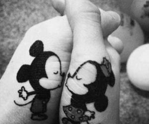 minnie &mickey mouse image