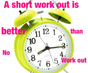 fitspo, work out motivation, and short work out image