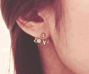 love and earrings image