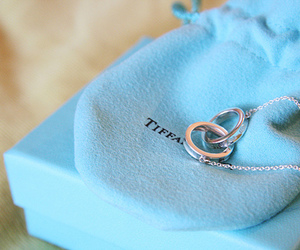 rings, tiffany, and necklace image