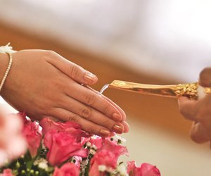 thai, wedding, and ♥ image