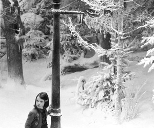 narnia, Lucy, and movie image