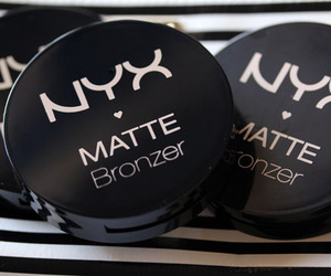 NYX, bronzer, and beauty image