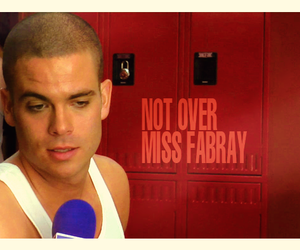 glee and mark salling image