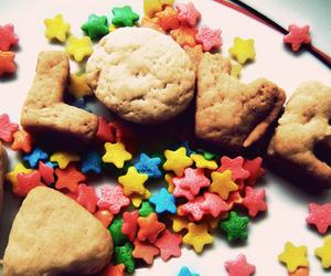love, stars, and Cookies image