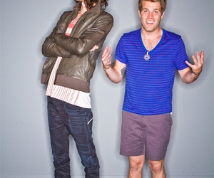 3OH!3 and boy image