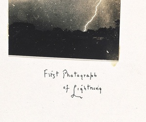 photography, lightning, and black and white image