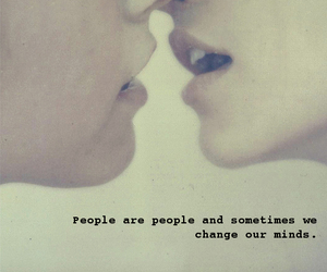 breathe, couple, and kiss image