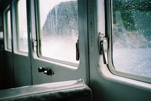 rain, photography, and window image