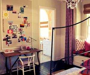 bedroom, cute, and interior design image
