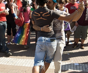 argentina, lgbt, and boys image