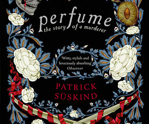 perfume and book image