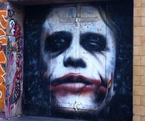 heath, ledger, and painting image