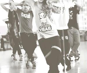 dance, hip hop, and chachi image
