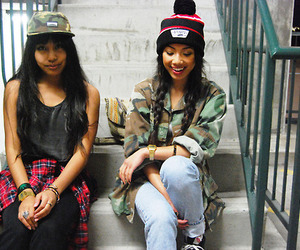 dope, girls, and cute image