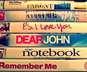 movies, remember me, and dear john image