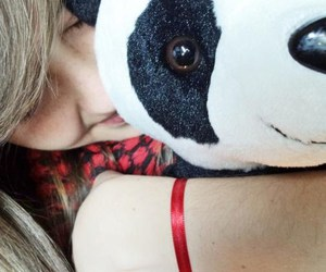 panda, love, and sa jones image
