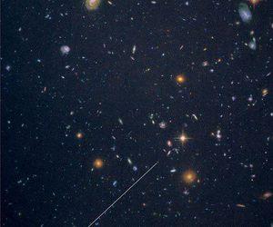cosmos, galaxy, and universe image