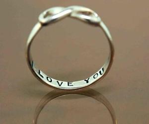 love, ring, and infinity image