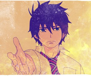 rin, ao no exorcist, and rin okumura image