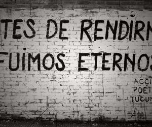 accion poetica, frases, and eternos image