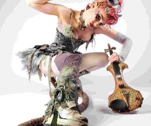 Emilie Autumn, gothic, and industrial image
