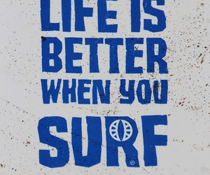 surf and quote image