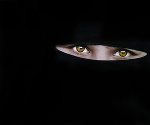 asia, eyes, and girl image