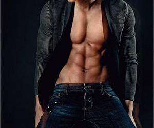 abs, siwon, and shisus image
